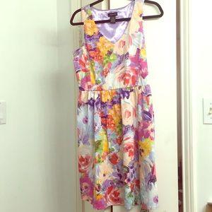 Spense floral sundress